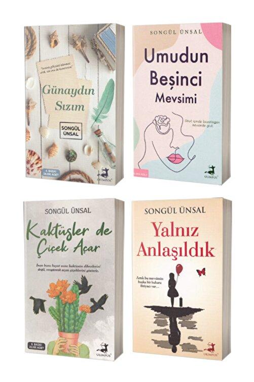 Olimpos Yayınları Songül Ünsal Seti - 4 Kitap 1