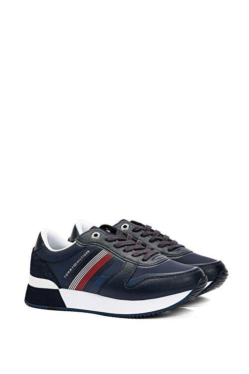 Tommy Hilfiger Kadın Lacivert Active City Sneaker Fw0fw05011 1