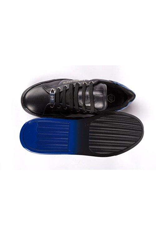 PHILIPP PLEIN Erkek Siyah Sneakers 1