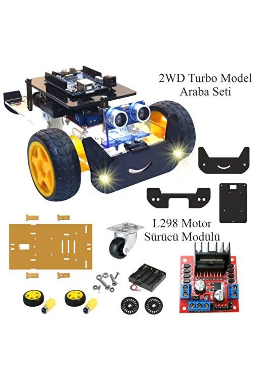 Arduino Başlangıç Seti Uno R3 Full 105 Parça 325 Adet -- 2