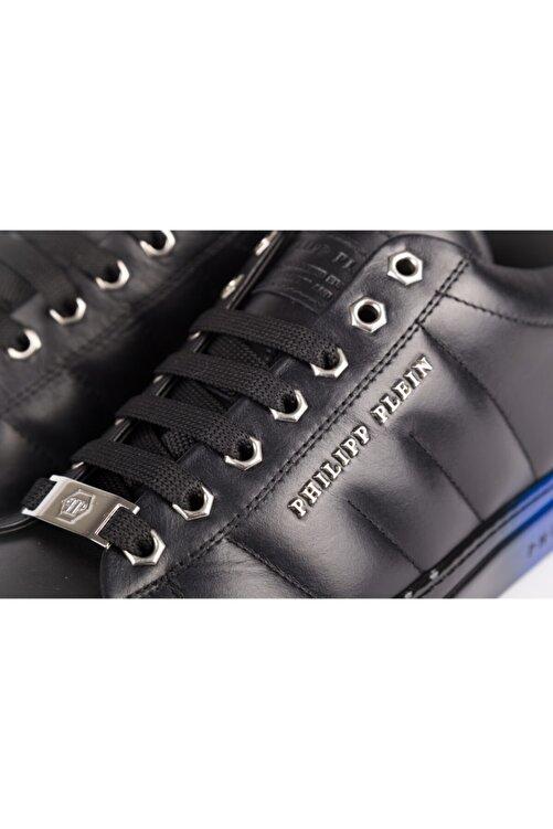PHILIPP PLEIN Erkek Siyah Sneakers 2