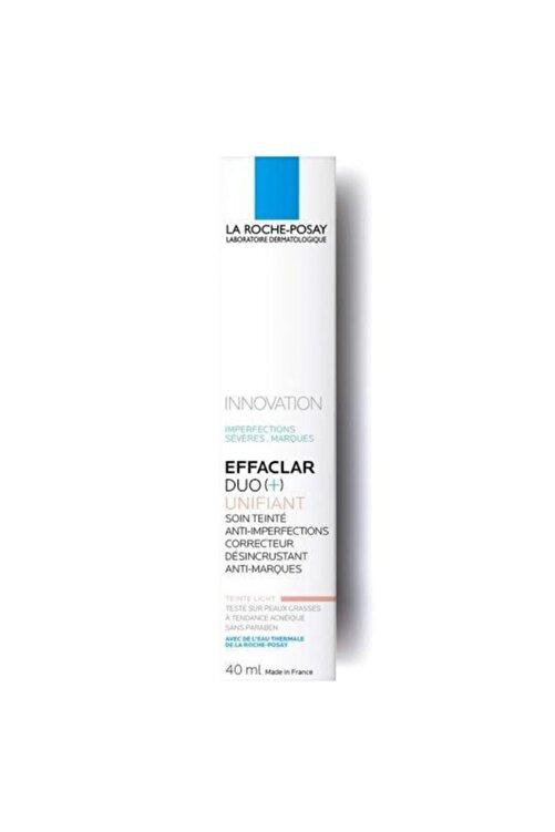 La Roche Posay Effaclar Duo+ Unifiant Light 40 ml 1