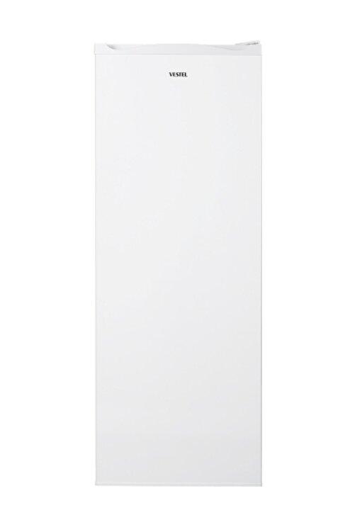 Vestel CDE-M1102 W A+ 6 Çekmeceli Dikey Derin Dondurucu 1