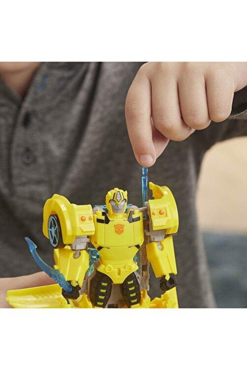 transformers Cyberverse Büyük Figür E1886 - Bumblebee 2