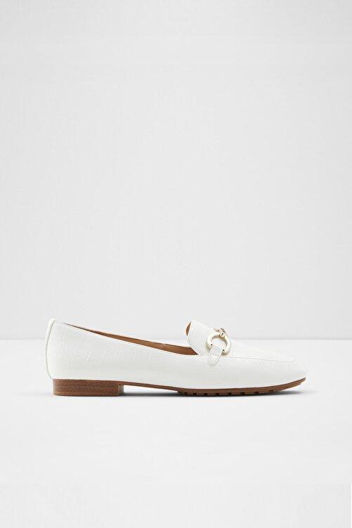 Aldo Kadın Beyaz Loafer Ayakkabı 1