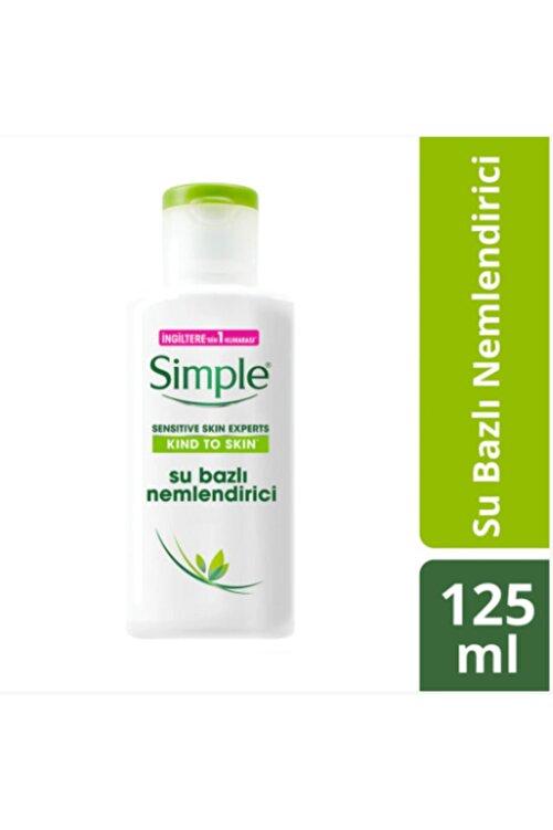 Simple Su Bazlı Nemlendirici 125 ml 2