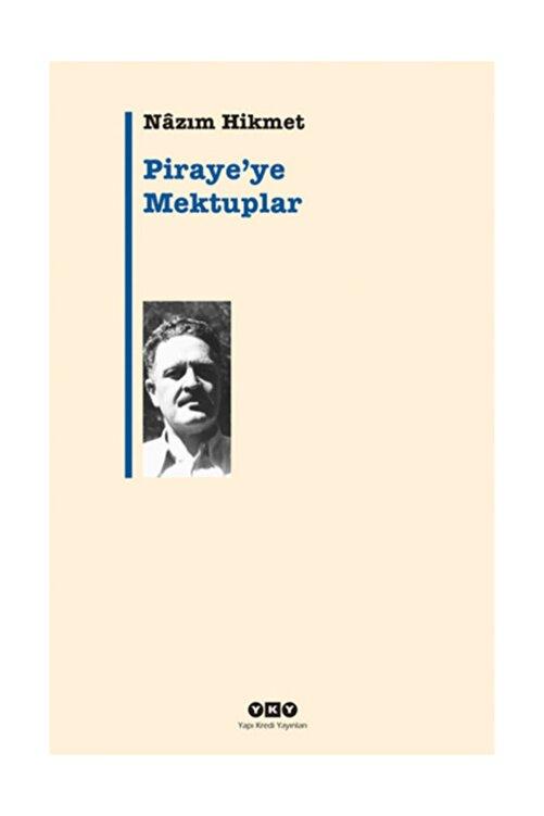 Yapı Kredi Yayınları Piraye'ye Mektuplar 1