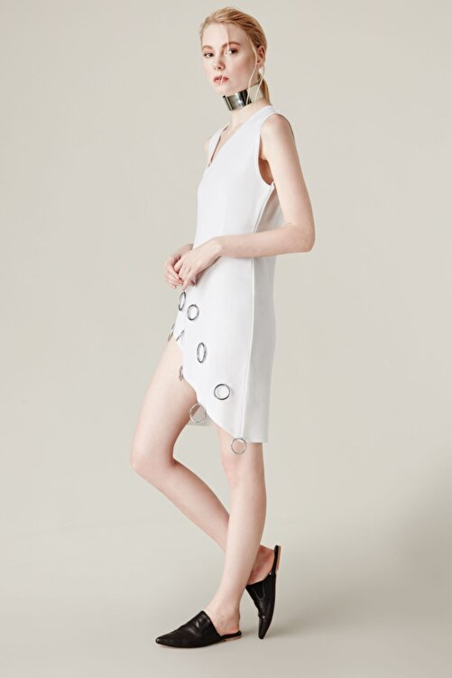 House of OGAN Hoop Knit Dress 1