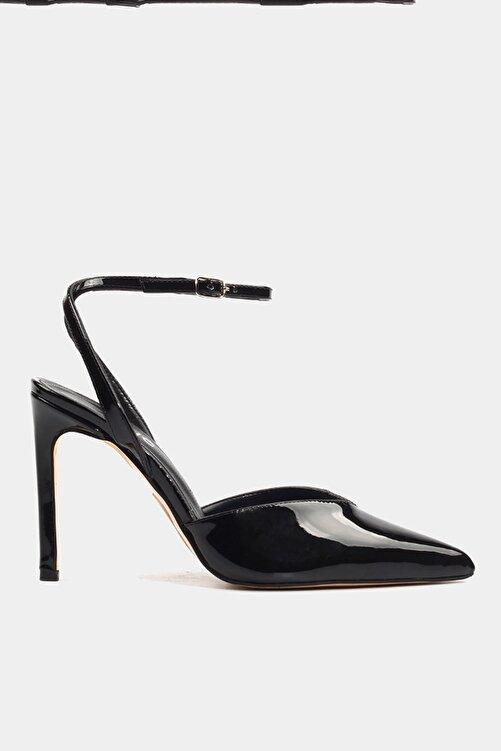 Hotiç Siyah Kadın Stiletto 1