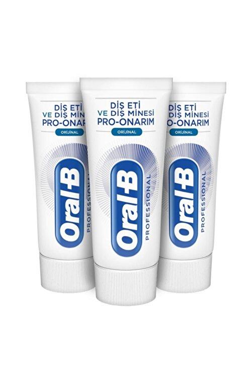 Oral-B Professional Diş Eti Ve Diş Minesi Pro Onarım Original 50 Ml X 3 Adet 1