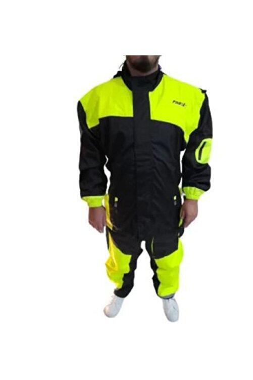 Prosev Kumaş Motosiklet Yağmurluğu Alt Üst Takım Xl 1