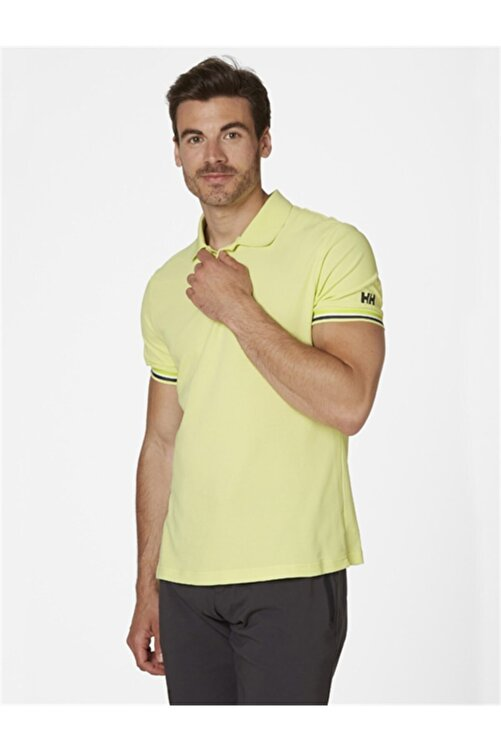 Helly Hansen Erkek Sarı T-Shirt 2