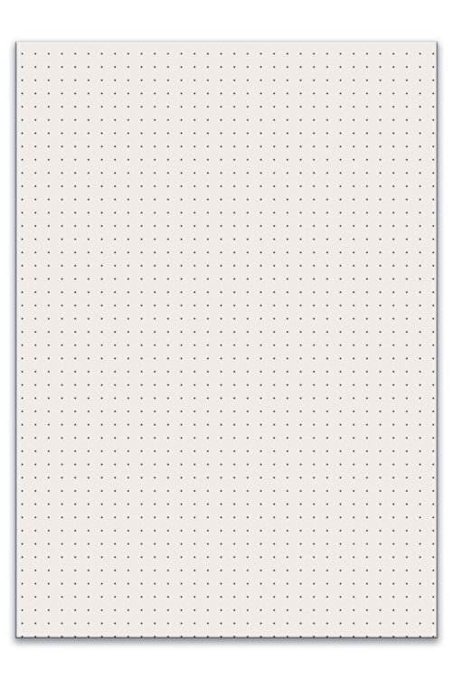 Etika Softbook Noktalı Defter 15,5x23 Cm Kraft Kapak 50 Yaprak 3'lü Paket 2
