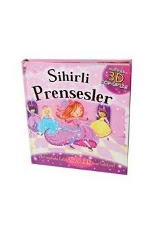 Abc Yayınları Sihirli Prensesler 3 Boyutlu Sesli Kitaplar 1