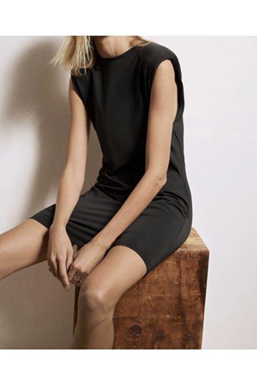 The Ness Collection Kadın Vatkalı Elbise Tişört 1