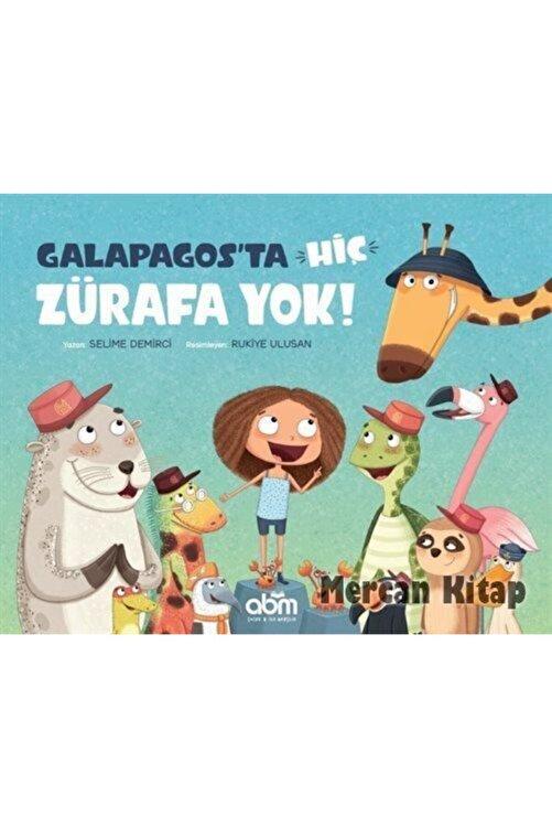 Abm Yayınevi Galapagosta Hiç Zürafa Yok 1