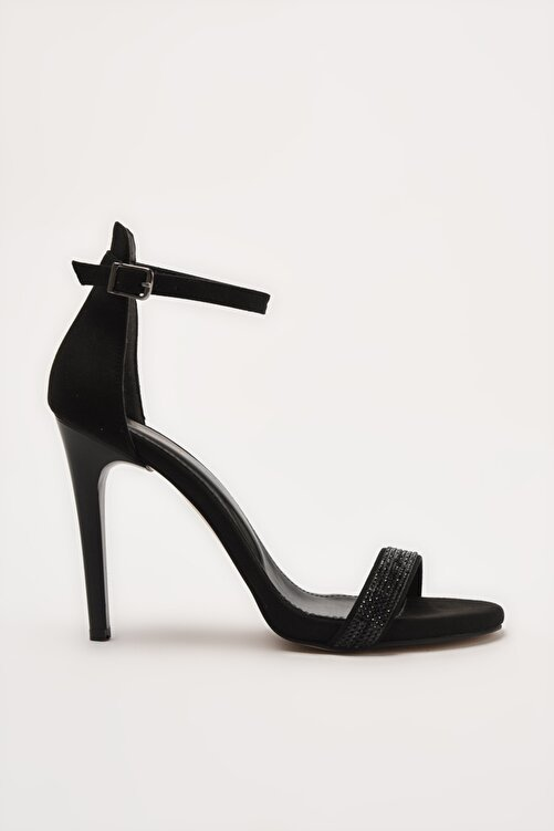 Yaya by Hotiç Siyah Kadın Sandalet 01SAY207540A100 1