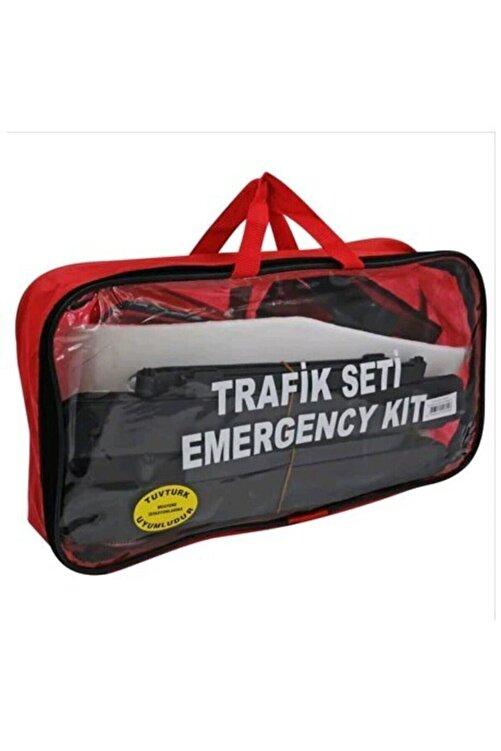 SAHLAN Lüx Krallüx Trafik Seti Tam Set - Yönetmeliğe Uygun En Uygun Trafik Seti 1