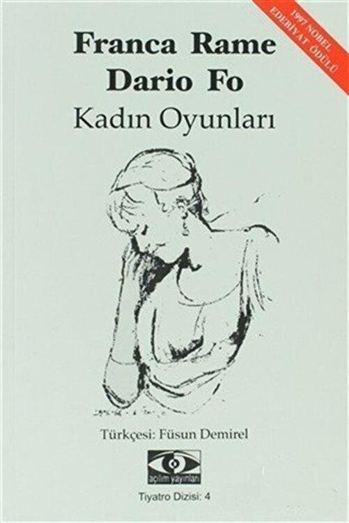 Açılım Kitap Kadın Oyunları I 1