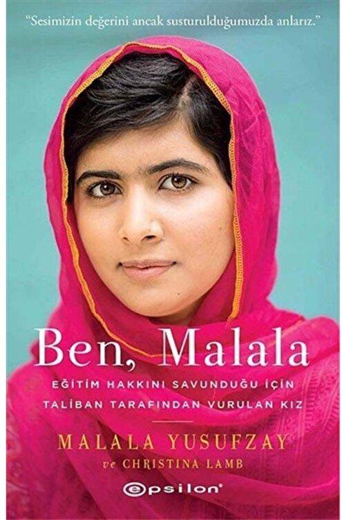 Epsilon Yayınevi Ben, Malala 1