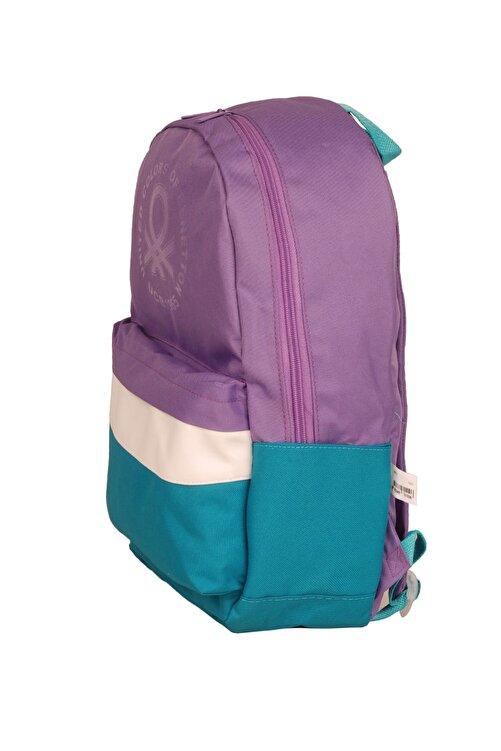 Benetton United Colors Of Okul Sırt Çantası 70110 2