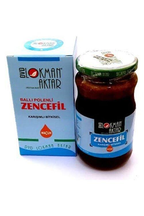 Lokman Herbal Vital Ballı Polenli Zencefilli Macun 460 gram 1 Adet 1