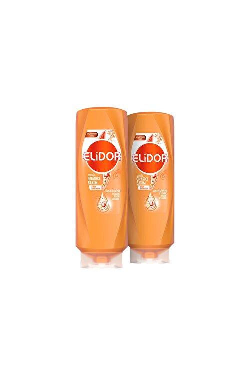 Elidor Saç Bakım Kremi Anında Onarıcı Bakım 500 Ml X 2 1