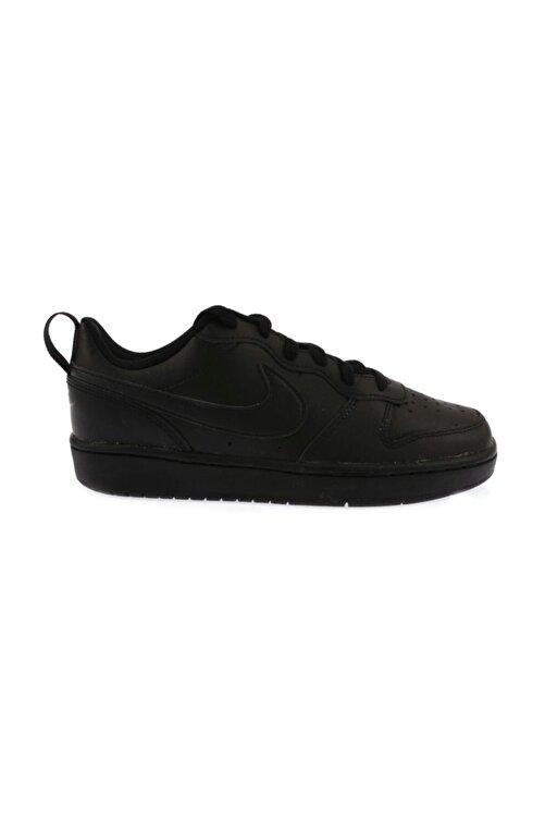 Nike Kadın Siyah Court Borough Low 2  Spor Ayakkabı Bq5448-001 1