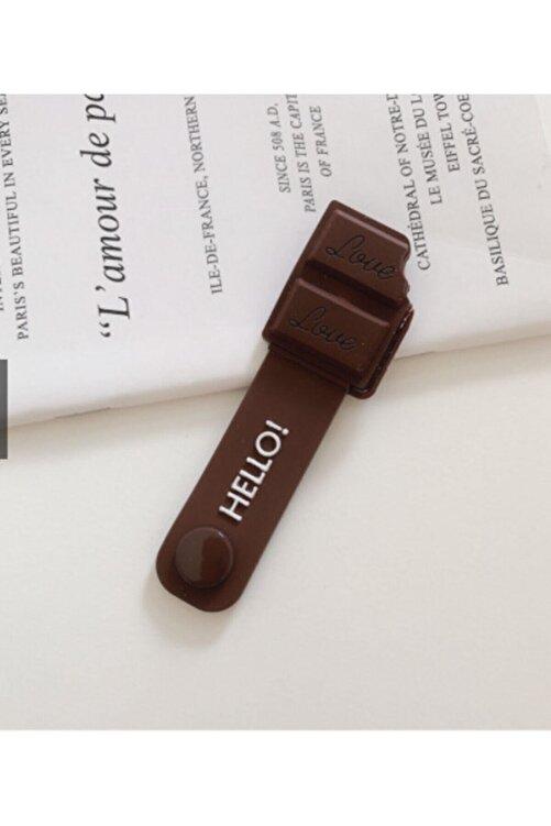 Bilişim Aksesuar Çikolata Kablo Koruyucu Ve Kablo Toparlayıcı Set 2