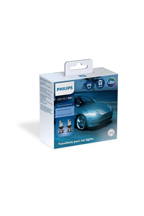 Philips Led Xenon H4 12-24 V Uyumlu 6500 K Parlak Beyaz 11342ue2x2 8719018003829 1