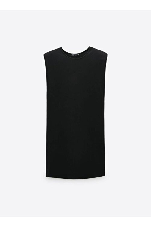 The Ness Collection Kadın Vatkalı Elbise Tişört 2