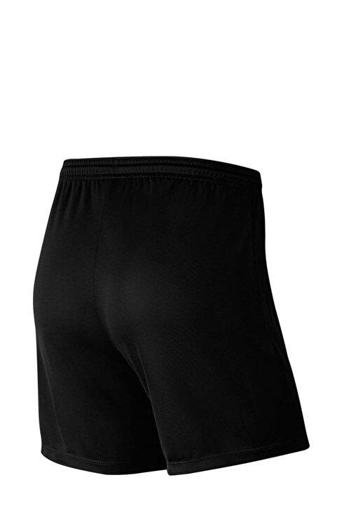 Nike Kadın Siyah Şort W Dry Park Iıı Nb Bv6860-010 2