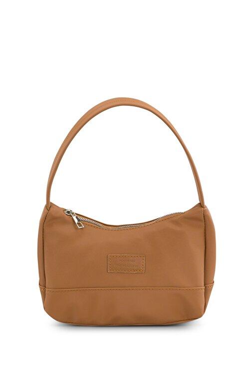 Housebags Kadın Taba Baguette Çanta 197 1