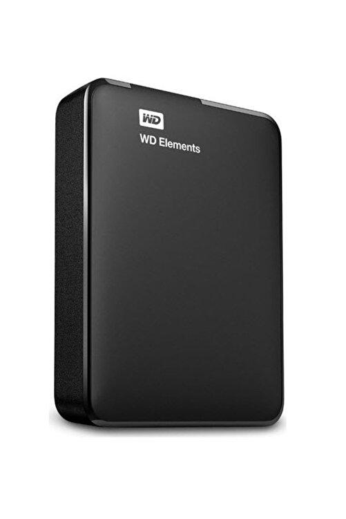 """WD Elements 3TB 2.5"""" USB 3.0 Taşınabilir Disk WDBU6Y0030BBK-WESN 1"""