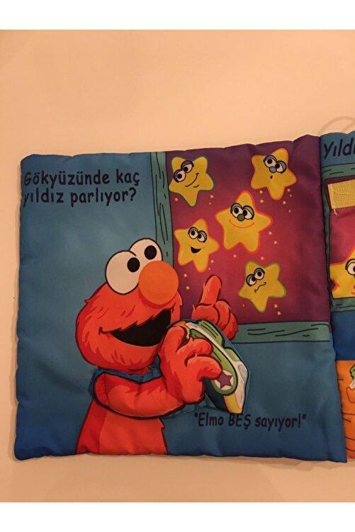 Soft and Baby Parla Elmo 3 Boyutlu Masal Kitabı 2