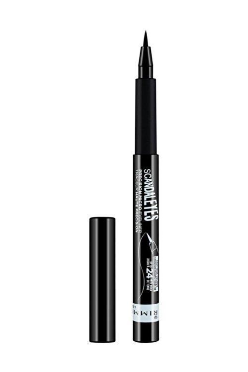 RIMMEL LONDON Siyah Eyeliner - Scandal'Eyes Precision Micro Eyeliner Black 3614222758778 1