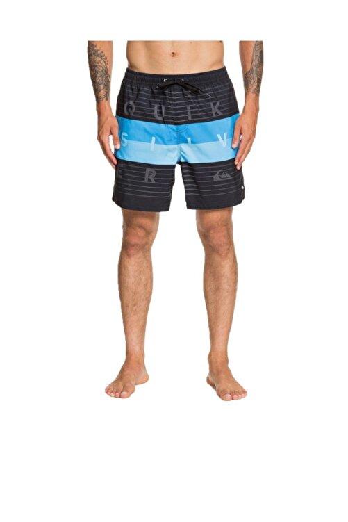 Quiksilver Erkek Siyah Mavi Deniz Şortu Eqyjv03550-kvj6 2