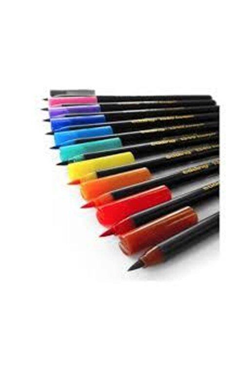 Edding 1340 Brushpen Fırça Uçlu Kalem 20 Renk 2