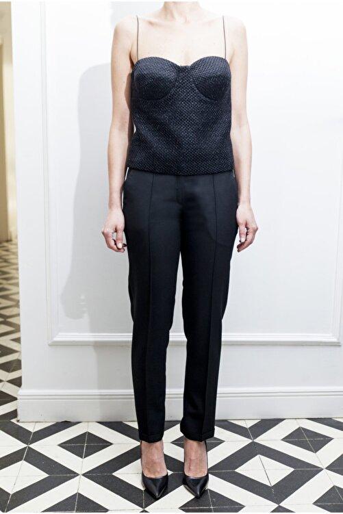 ÖZLEM AHIAKIN Siyah Pantolon 1
