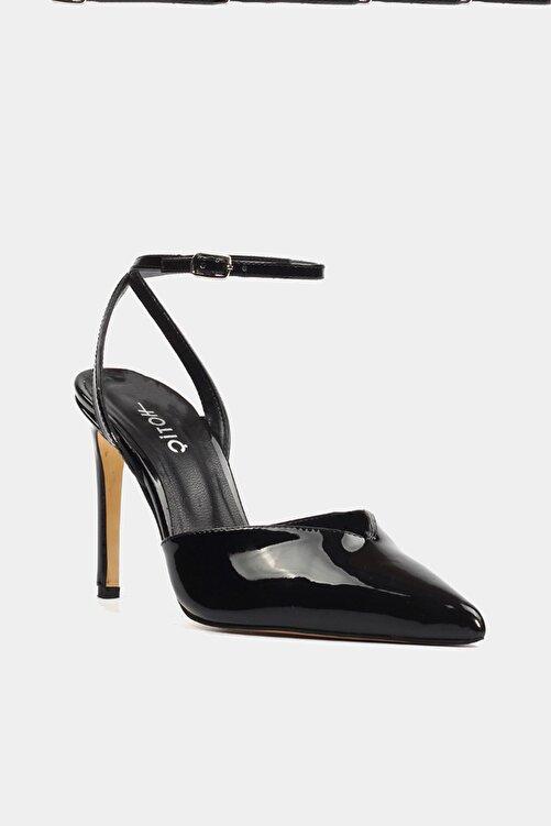 Hotiç Siyah Kadın Stiletto 2