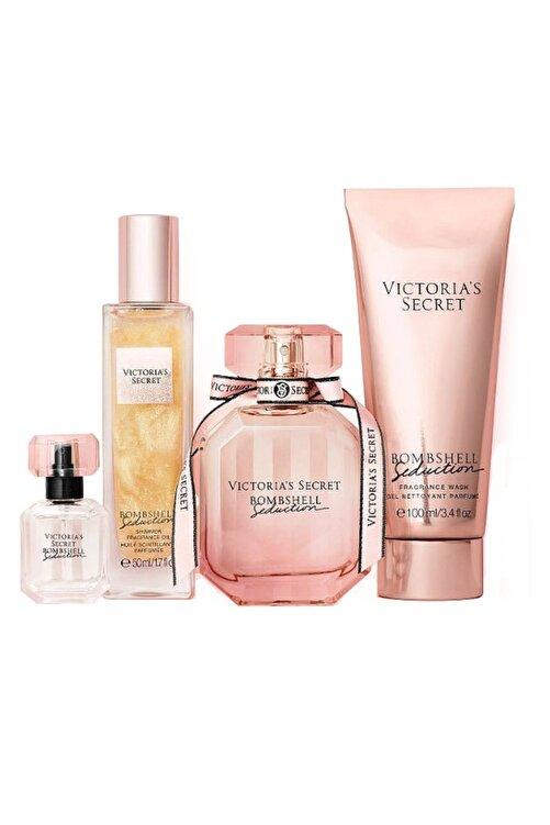 Victoria's Secret Bombshell Seduction 50 Ml Kadın Parfüm Seti 2