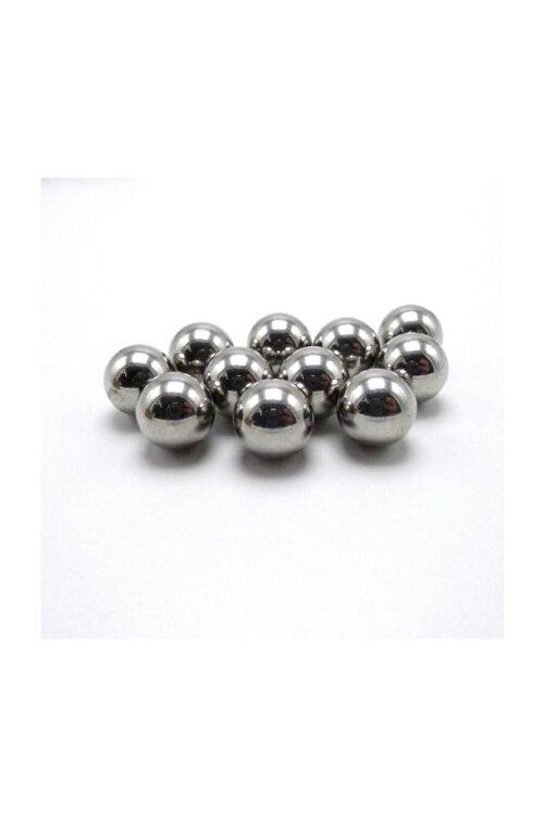 Dünya Magnet 5 Adet 30mm Çelik Bilya - Çok Amaçlı Bilye - Tane Demir Misket Rulman 1