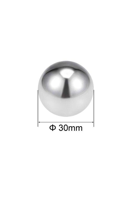 Dünya Magnet 5 Adet 30mm Çelik Bilya - Çok Amaçlı Bilye - Tane Demir Misket Rulman 2