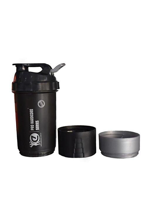 Eprotein Pro Hardcore Series Shaker Siyah 2
