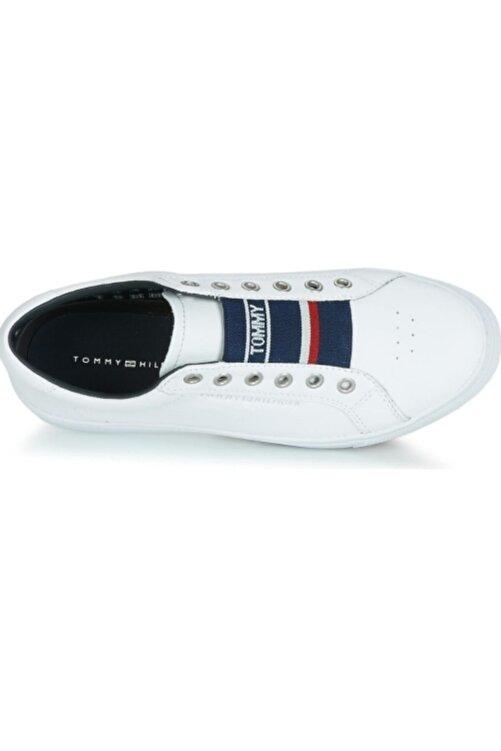 Tommy Hilfiger Kadın Beyaz Venus 8c1 Ayakkabı 2