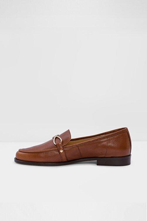 Aldo Afaucıa-tr - Taba Kadın Loafer Ayakkabı 2