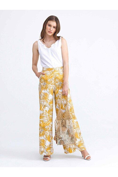 Xint Xınt Rahat Kesim Desenli Pantolon 2