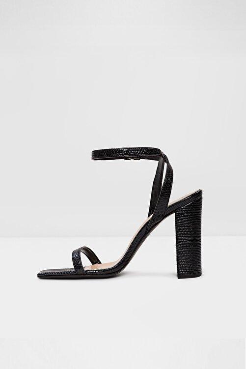 Aldo Yelowa-tr - Siyah Kadın Topuklu Sandalet 2
