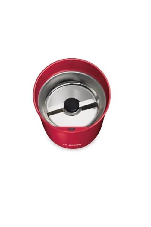 Bosch Tsm6a014r Kahve Değirmeni Ve Öğütücü Kırmızı 2