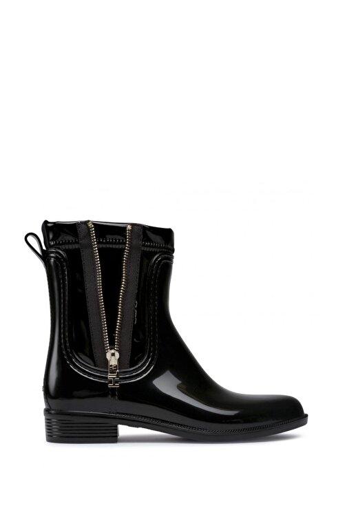 Tommy Hilfiger Kadın Siyah Rainboot Yağmur Botu Fw0fw05180 2
